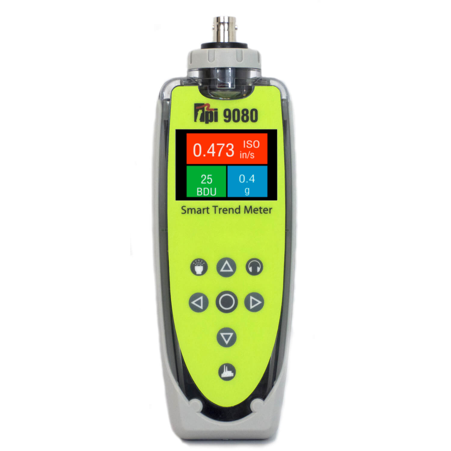 TPI 9080 VibTrend Handheld Digital Smart Vibration Meter