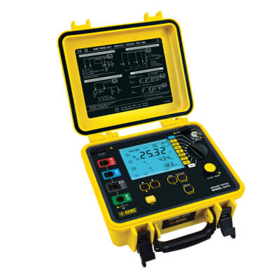 AEMC 6472-Kit-300 Multi-Function Ground Resistance Tester