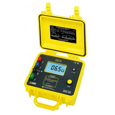 AEMC 4620 4-Point Digital Ground Resistance Meter