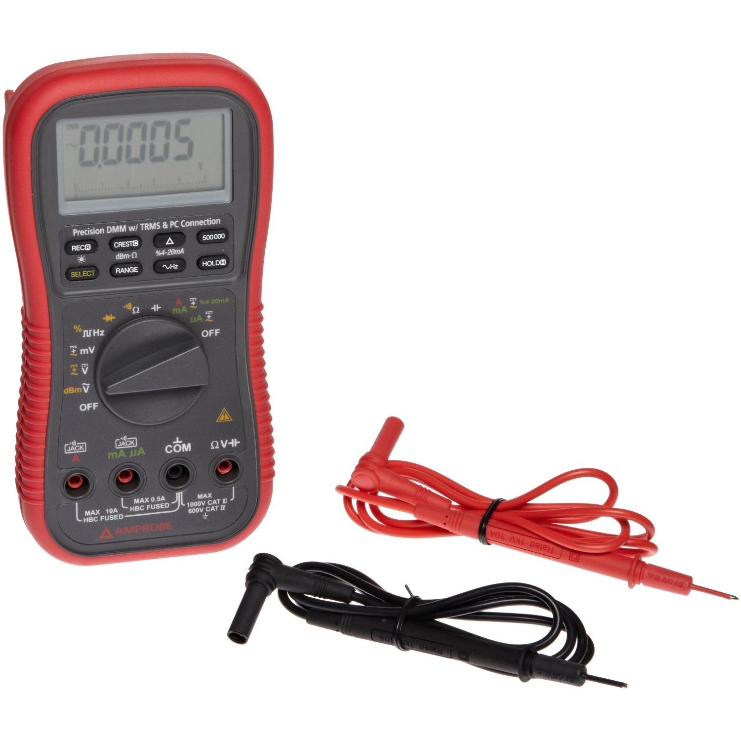 Amprobe AM-140-A Digital Multimeter TRMS