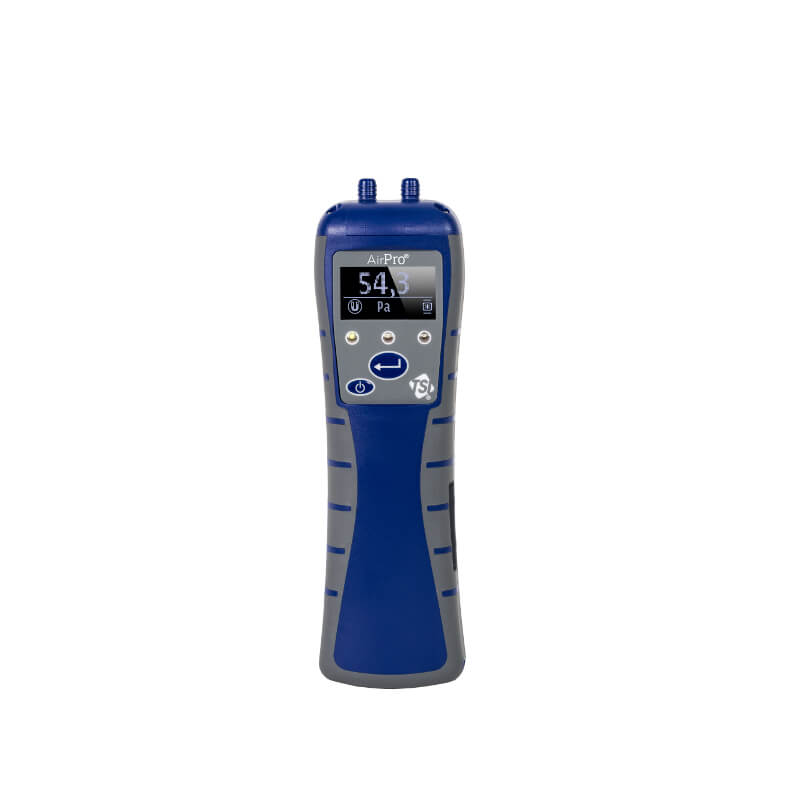 TSI AirPro AP800 Micromanometer with Bluetooth