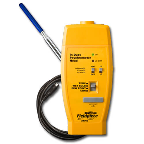 Fieldpiece ARH5 Psychrometer Accessory for Induct Measurements