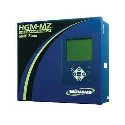 Bacharach HGM-MZ 3015-5044 Multi Zone Refrigerant Gas Monitoring System
