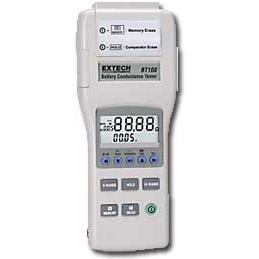 Extech BT100 Handheld Battery Capacity Tester