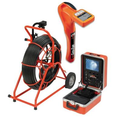 Gen-Eye Vista Mini C-M-GV-D-2 Pipe Inspection Camera with G3-100 Locator