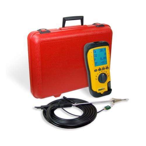 UEI C157 Eagle 3X Combustion Analyzer with EOS Sensor Technology