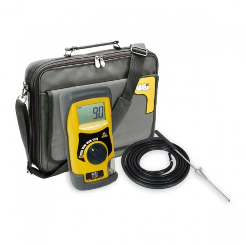 UEi C20 Digital Carbon Monoxide and Carbon Dioxide Analyzer