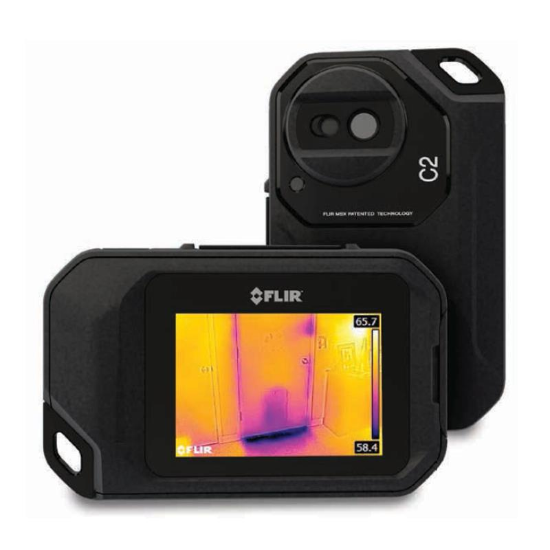 Flir C2 Thermal Imaging System Compact Pocket-Size