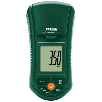Extech CL500  Compact Digital Free and Total Chlorine Meter