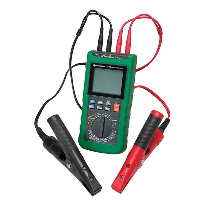 Greenlee CLM-1000 Single Conductor Cable Length Meter