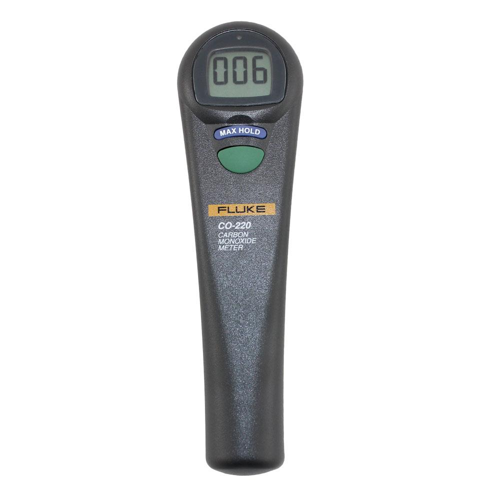 Fluke CO-220 Digital Carbon Monoxide Tester