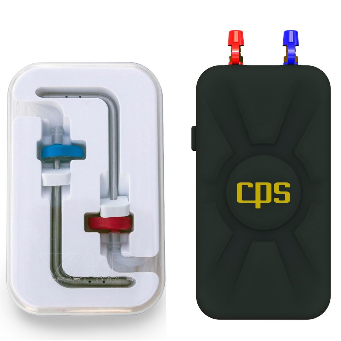 CPS SPM-K1 Differential Pressure Wireless Manometer and Static Probe Kit
