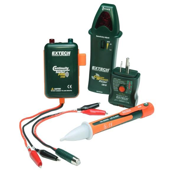 Extech CB10-KIT 3-in-1 Kit for Electrical Troubleshooting