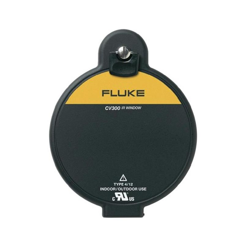 Fluke CV300 ClirVu Infrared Window 75mm for Thermal Imager Inspections
