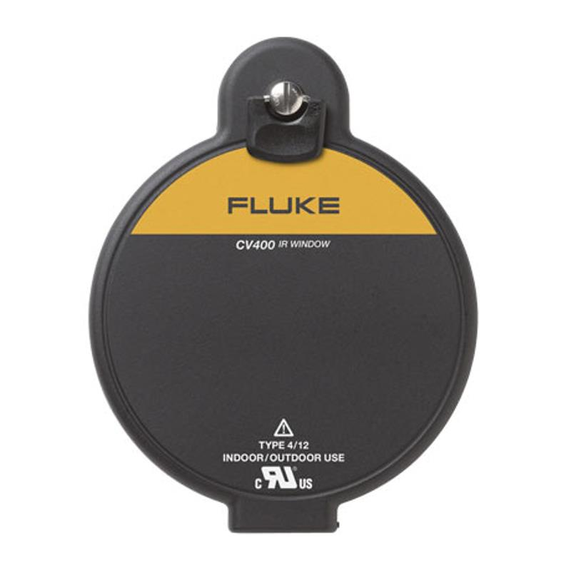 Fluke CV400 ClirVu Infrared Window 95mm for Thermal Imager Inspections