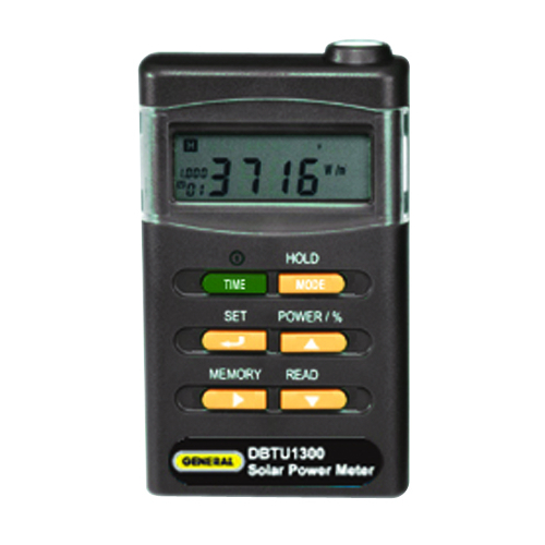 General Tools DBTU1300 Solar Power Tester