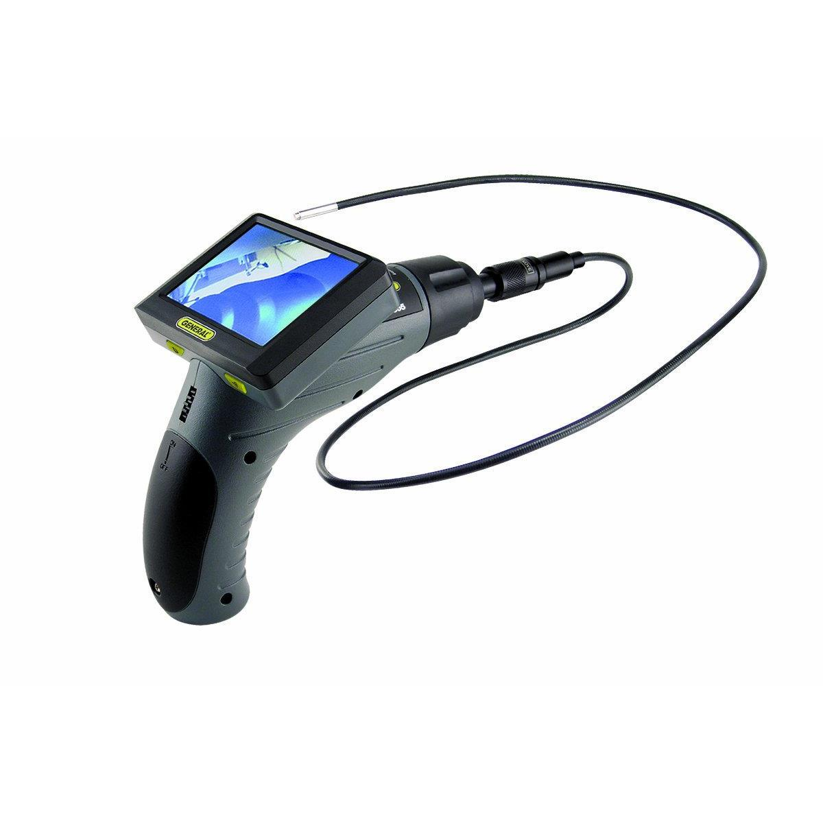 General Tools DCS355 Seeker Video Borescope Inspection Camera