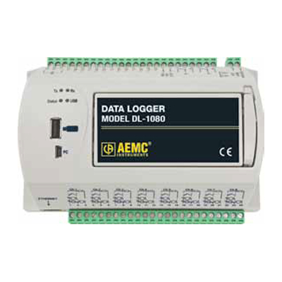 AEMC DL-1080 Data Logger with 8 Universal Input Channels