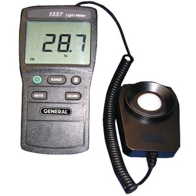 General Tools DLM1337 Jumbo Display Digital Light Meter
