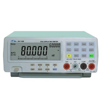UniSource DM-1150B Digital Bench Multimeter with 80000 Counts