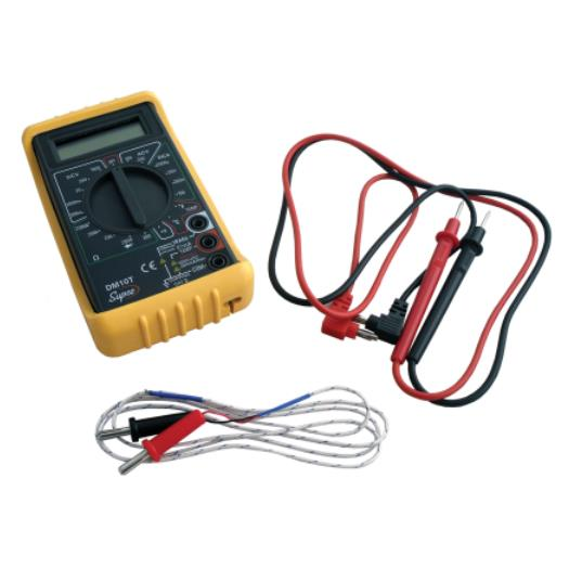 Supco DM10T Economy Multimeter