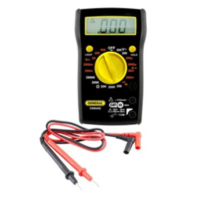 General Tools DMM40 Compact Digital Multimeter