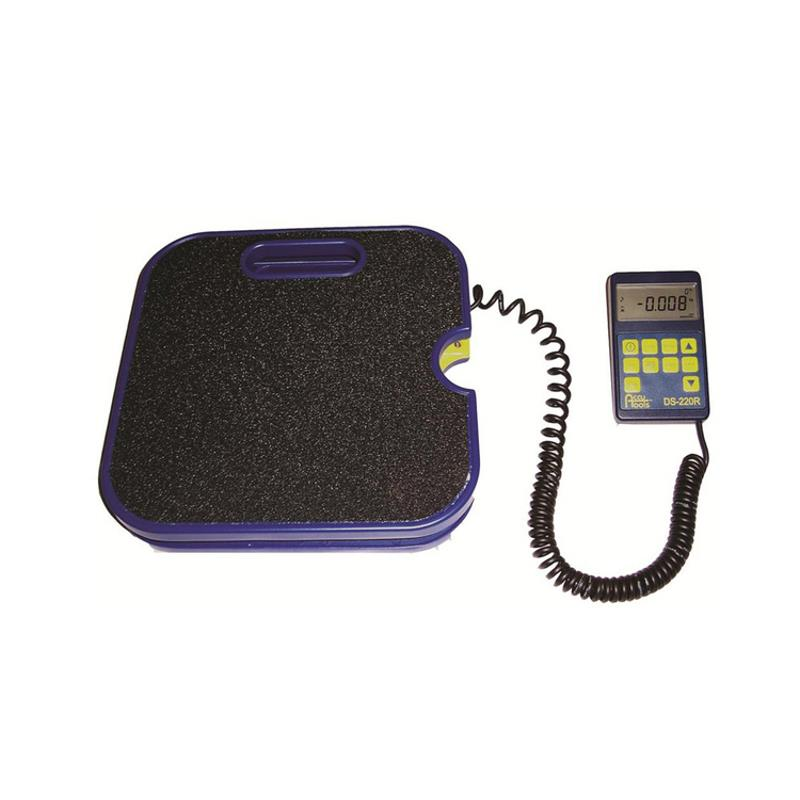 AccuTools DS-220R Refrigerant Charging Scale Portable