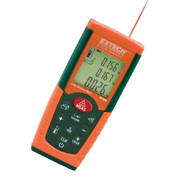 Extech DT300 High Accuracy Laser Distance Meter