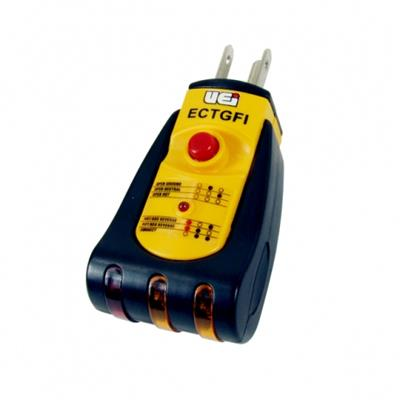 UEi Instruments ECTGFI Ground Fault Receptacle Tester