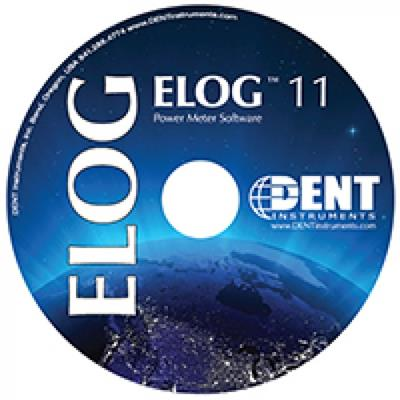 Dent Instruments ELOG-SW Communication Software