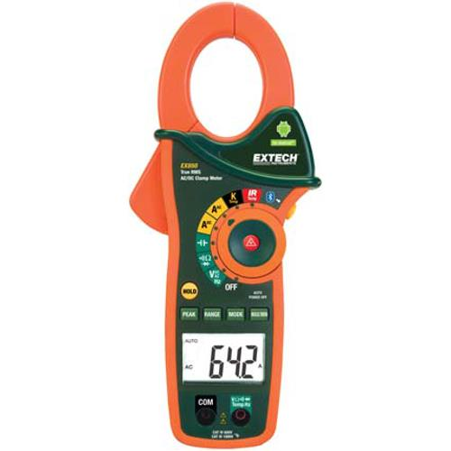 Extech EX850 1000A TRMS Clamp Meter with Wireless Android Interface