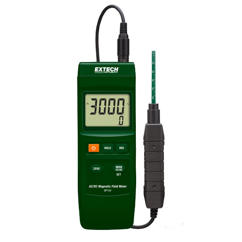 Extech MF100 Handheld AC/DC Magnetic Field Meter