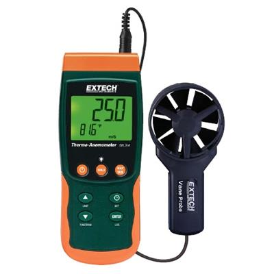 Extech SDL310 Thermo-Anemometer with Datalogging