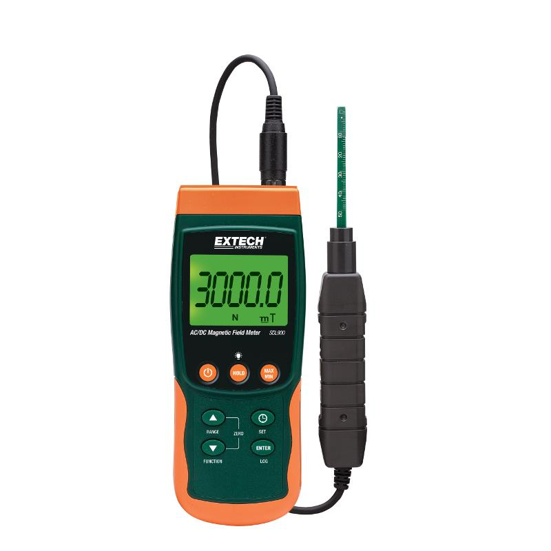 Extech SDL900 AC/DC Magnetic Field Meter/Datalogger Handheld