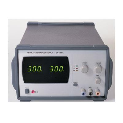EZ Digital GP-1503 DC Power Supply with Single Output
