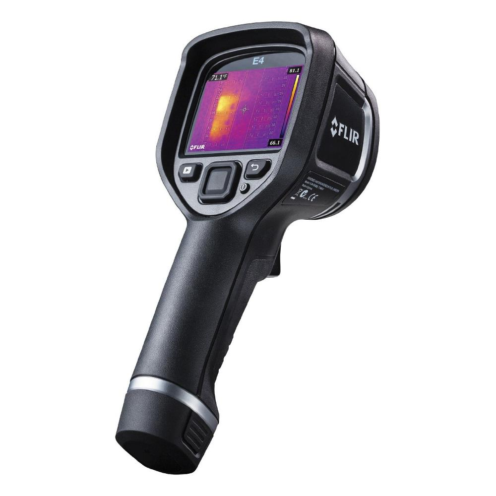 Flir E4 Infrared Camera with MSX Technology 4800 Pixels and WiFi (Free 2nd Day Shipping)