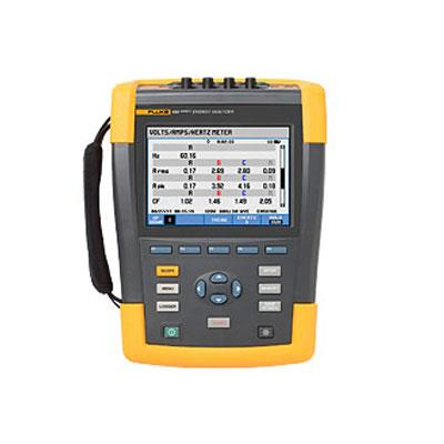 Fluke 434-II-Basic Energy and Power Quality Analyzer