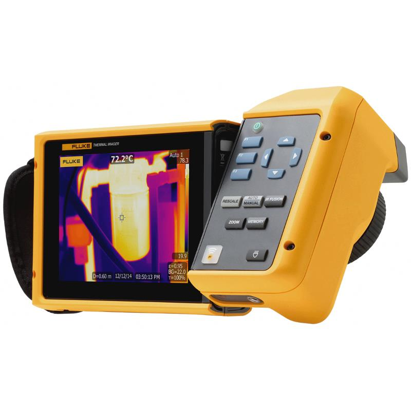 Fluke TiX500 60 Hz Thermal Camera with Articulating Lens