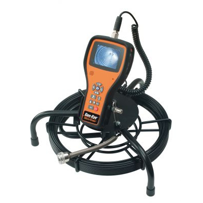 General Pipe Cleaners Gen-Eye Micro-Scope GM-C Handheld Pipe Inspection Camera