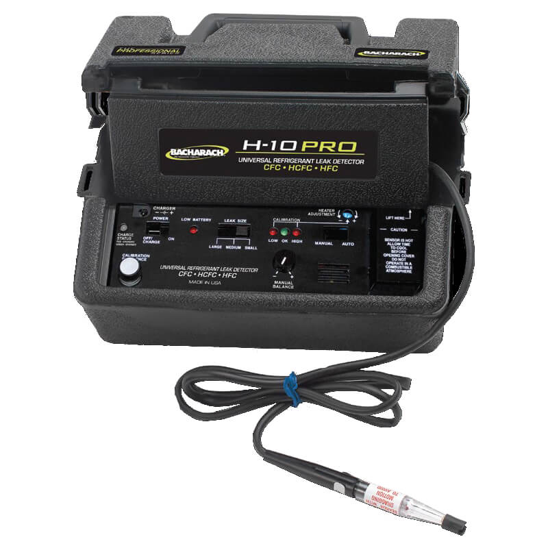 Bacharach H-10 Pro Deluxe HVAC Refrigerant Leak Detector 3015-8004 (Free 2nd Day Shipping)