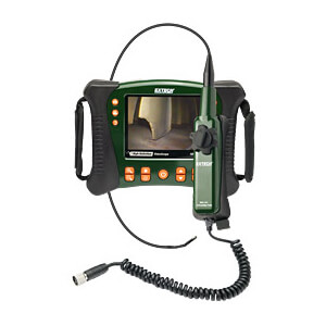 Extech HDV640W Wireless Articulating Videoscope Inspection Kit