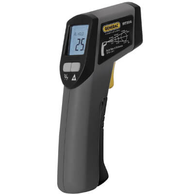 General Tools IRT206 Infrared Thermometer Mid Range
