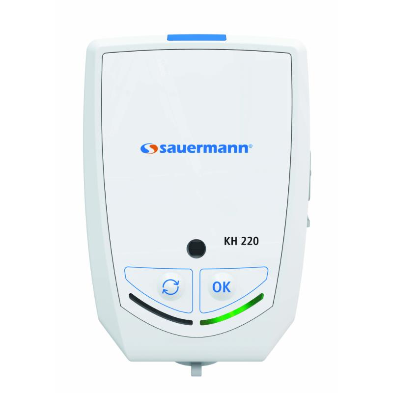 Sauermann KH220-N Multifunction Datalogger Temperature Humidity and 5 Other Parameters