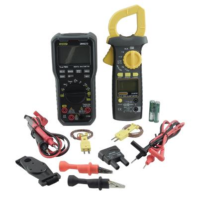 General Tools KHVP57068 Digital Multimeter Kit with Clamp Meter
