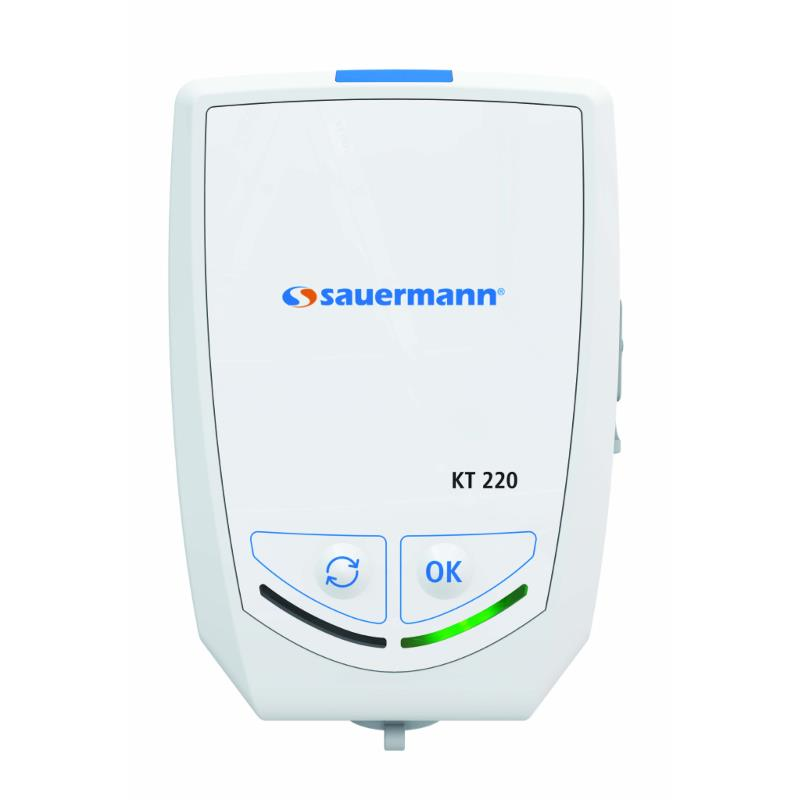 Sauermann KT220-N Multifunction Datalogger for 6 Parameters with Universal Probe Input