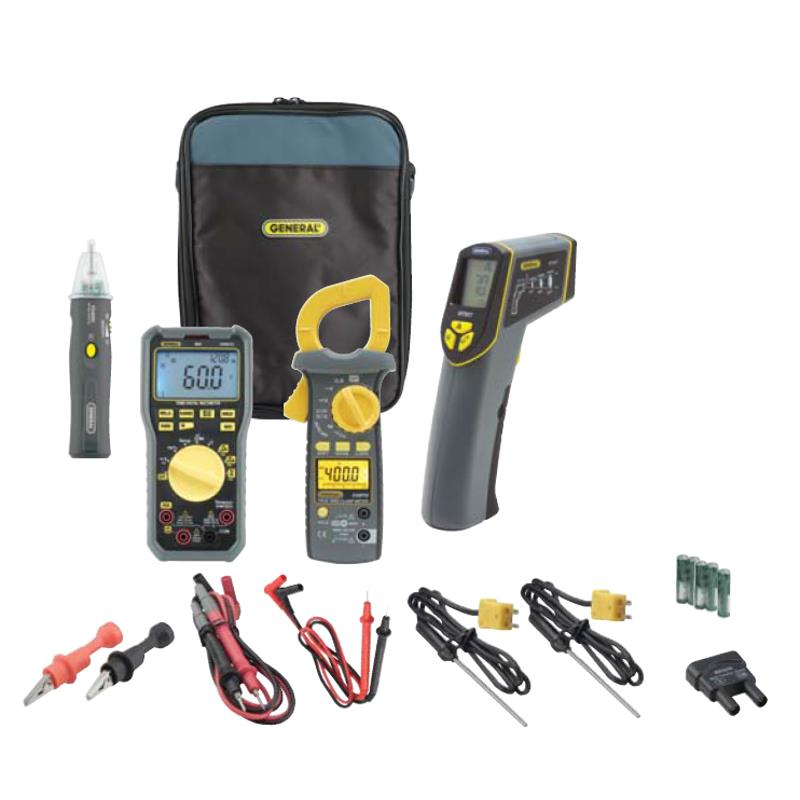 General Tools KT600 Troubleshooting Kit for Industrial Applications
