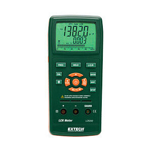 Extech LCR200 Digital Passive Component LCR Tester