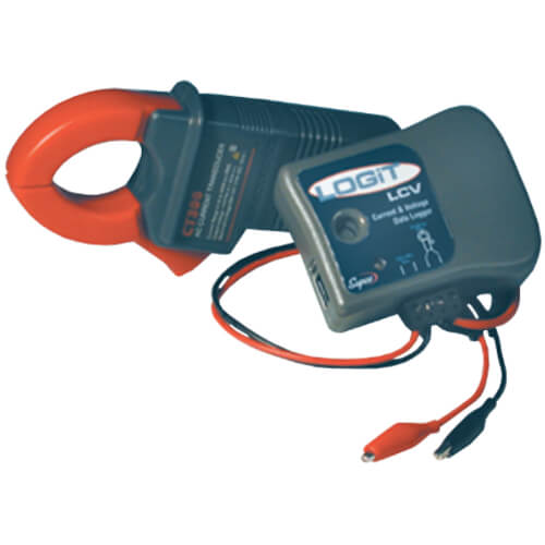 Supco LCV LOGiT Datalogger for Voltage and Current