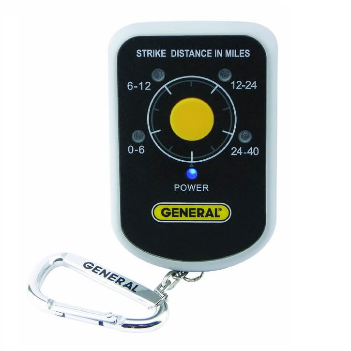 General Tools LD7 Electronic Lightning Detector