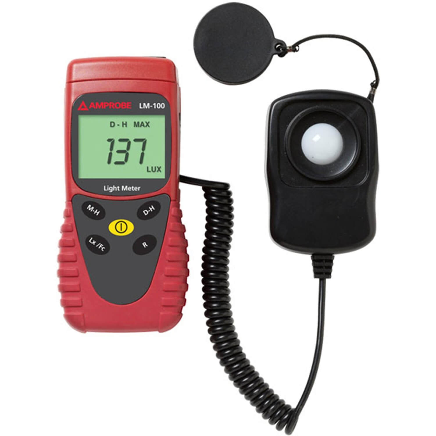 Amprobe LM-100 Handheld Light Meter